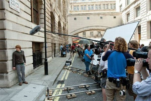 Behind the Scenes Pembuatan Film Harry Potter
