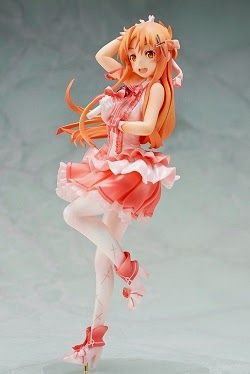 Sword Art Online II Asuna The Flash Idol of the Aincrad