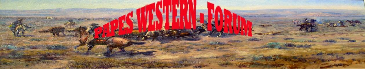 Neues FORUM eines lieben Autorenkollegen, für alle Westernfans, Autoreninfos, für Neuanwärter usw.