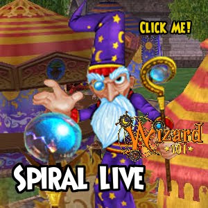 Spiral Live: Wizard101
