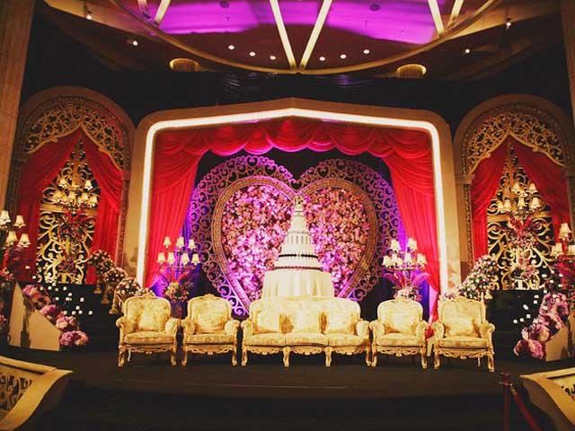 jasa Dekorasi Styrofoam untuk acara pernikahan di bandung