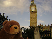 Teddy Bear in London