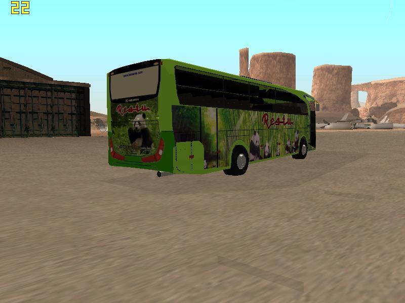Bus RESTU (NEW MARCOPOLO))