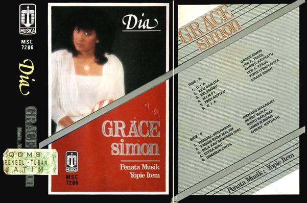 QOMS-SEGER-HANA TUBAN: GRACE SIMON - (1982) Dia