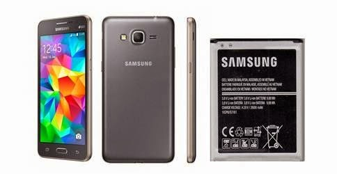 Harga Baterai Samsung Galaxy Grand Prime Original