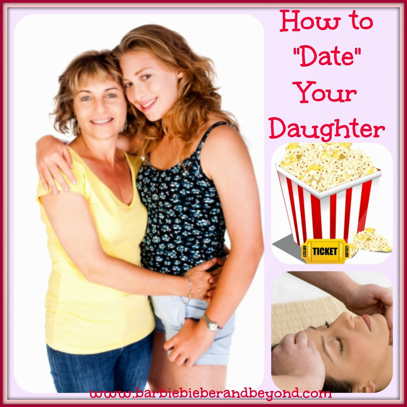 dating your daughter When should kids date by dr ray guarendi as a family psychologist let's suppose that you've decided to begin dating discussions when your daughter turns 16.
