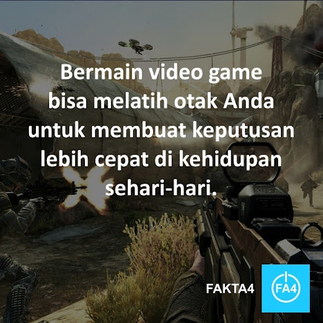 Fakta video game