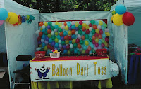 Balloon Darts Game
