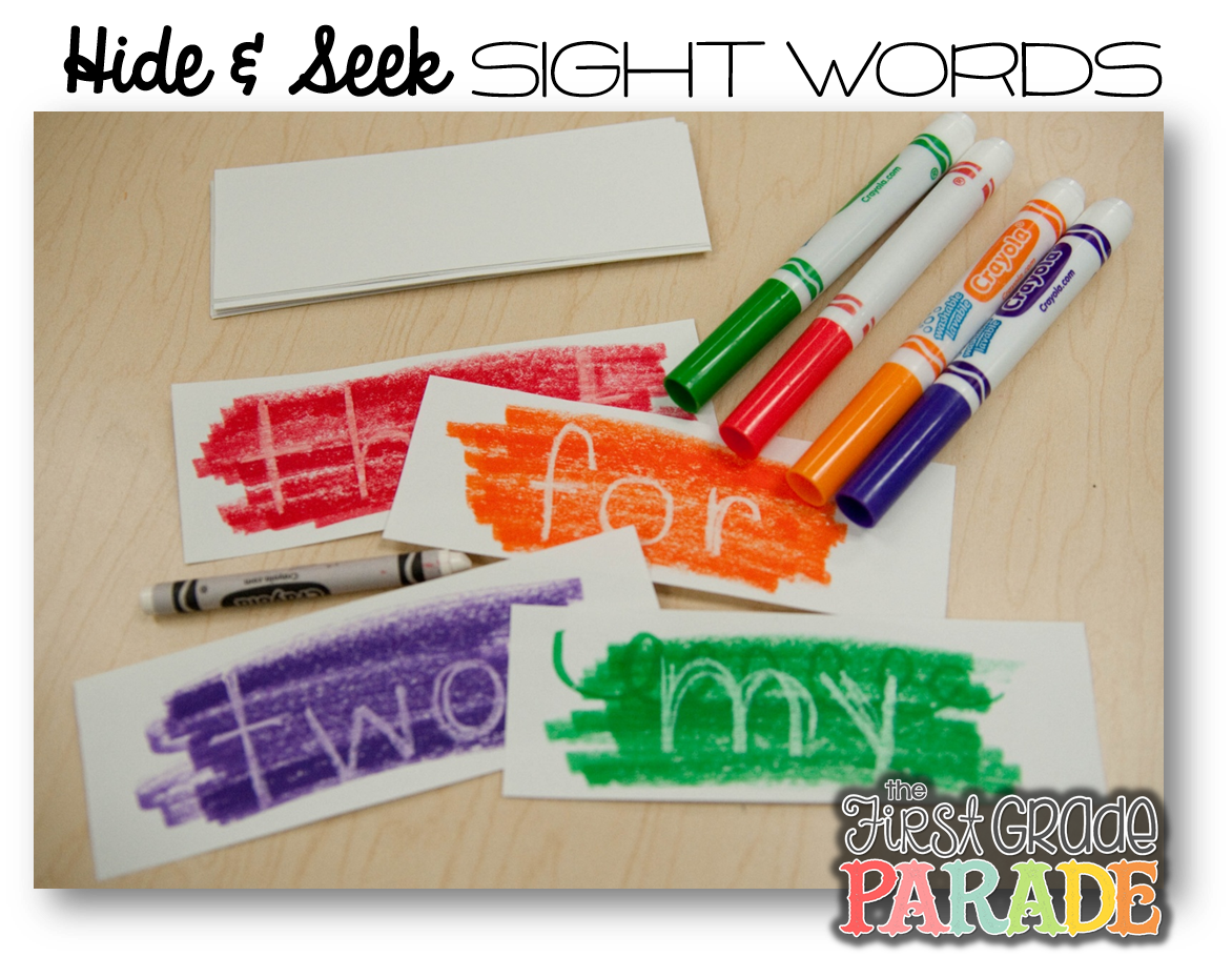 Worksheet Activities For Learning Sight Words the first grade parade sight words assessment activities ideas freebies