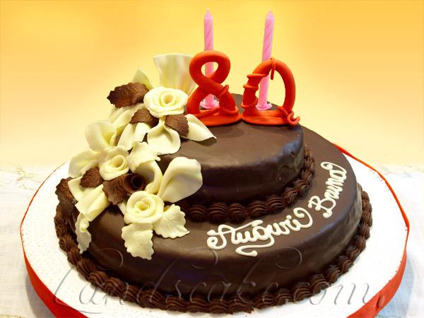 La cucina italiana decorazioni torte di compleanno for Torte di compleanno al cioccolato decorazioni