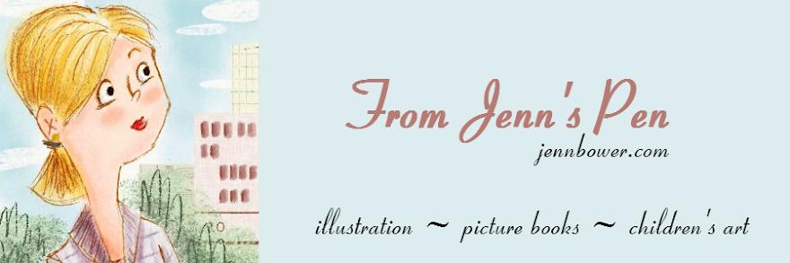 From Jen's Pen...