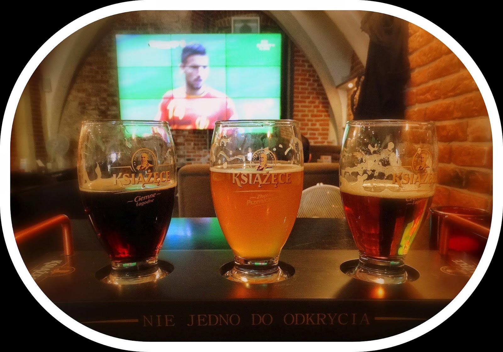 Polski Pub, Rynek Główny 44 Kraków, piwo tyskie, pub sportowy