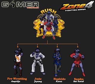 ZONE4 RUSH