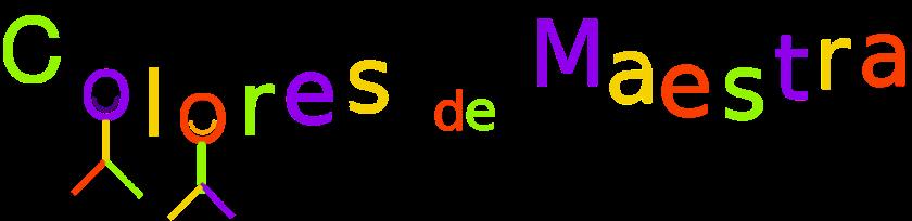 COLORES DE MAESTRA
