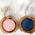 Experimentei: Sombras Milani (cor: Heavenly Pink e Evening Sky)