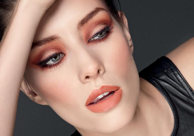 Look de inverno aprenda a fazer maquiagem monocromática