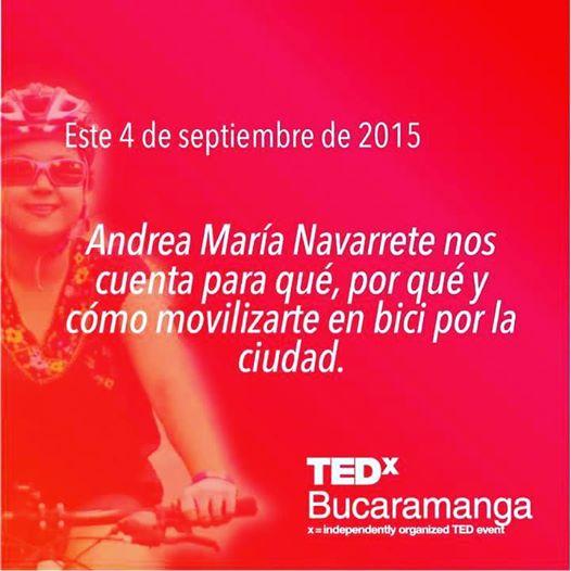 Pedal a pedal una mujer construye ciudad