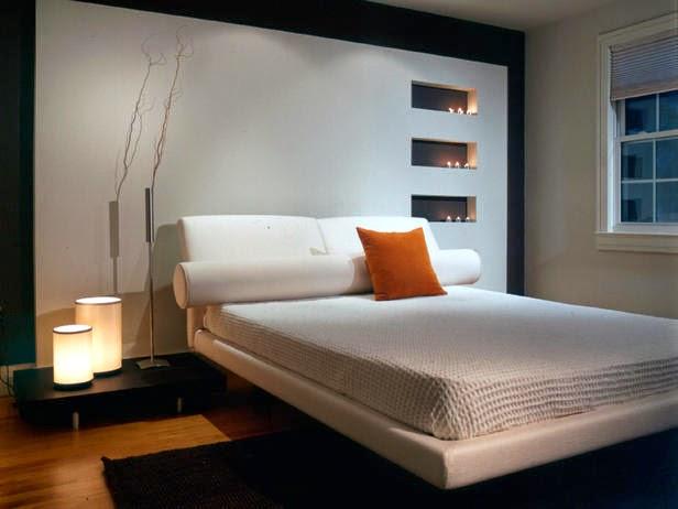2184 ديكورات و اثاث غرف نوم   حوائط و الوان لغرفة نوم مودرن و كلاسيك