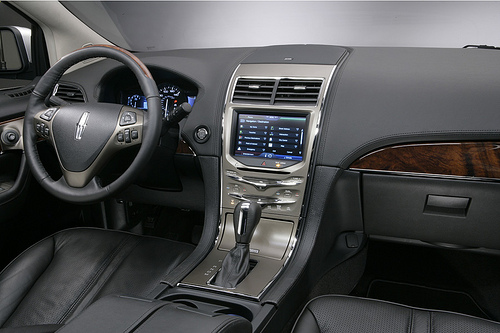 2011 Ford Edge Interior