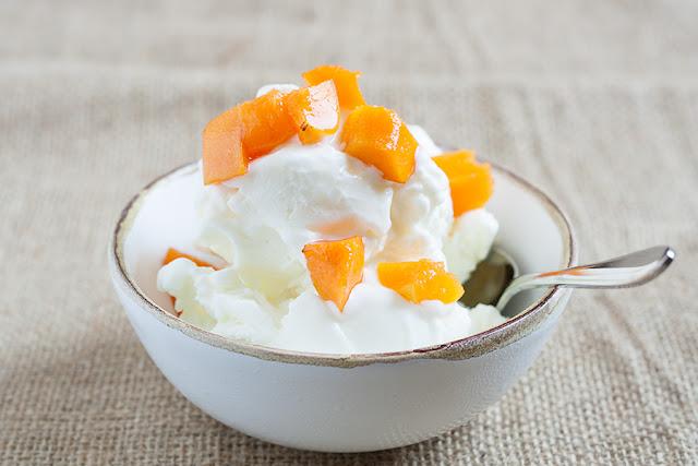 gelato allo yogurt fatto in casa