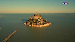 かつての姿を取り戻した世界遺産、モン・サン・ミシェル