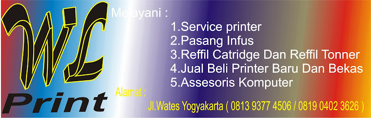 Service Printer Jogja