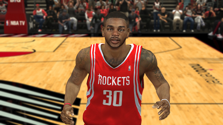 NBA 2K14 Troy Daniels Update