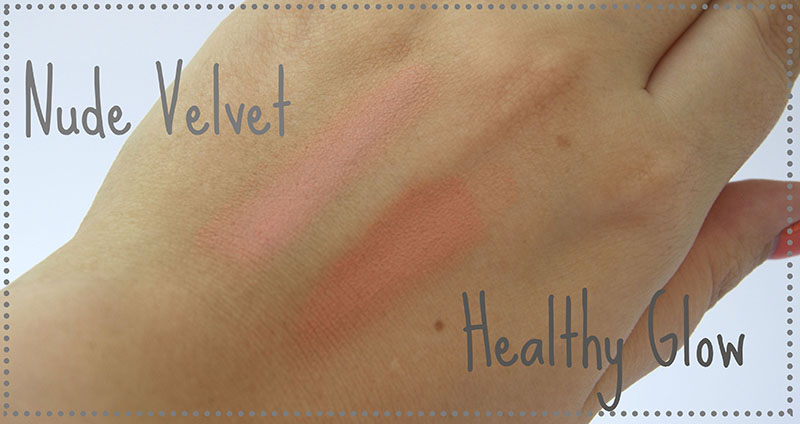 Bourjois Cream Blush Blusher Review 01 02 Nude Velvet Healthy Glow Peach Tan