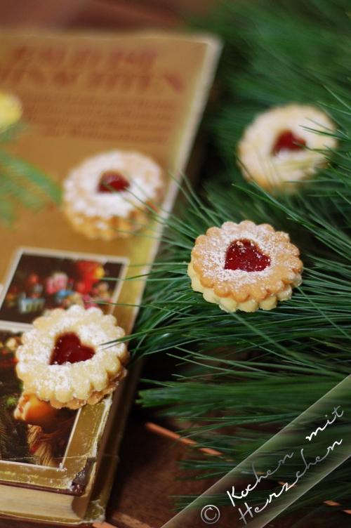 Weihnachtsbäckerei - Hildabrötchen