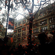 San Franciso Giants Parade