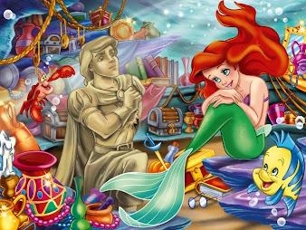 #2 Ariel Wallpaper