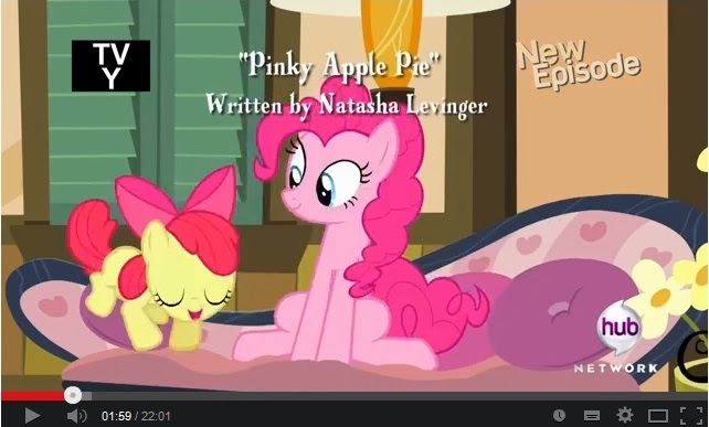 My Little Pony: Friendship is Magic - Pinky Apple Pie