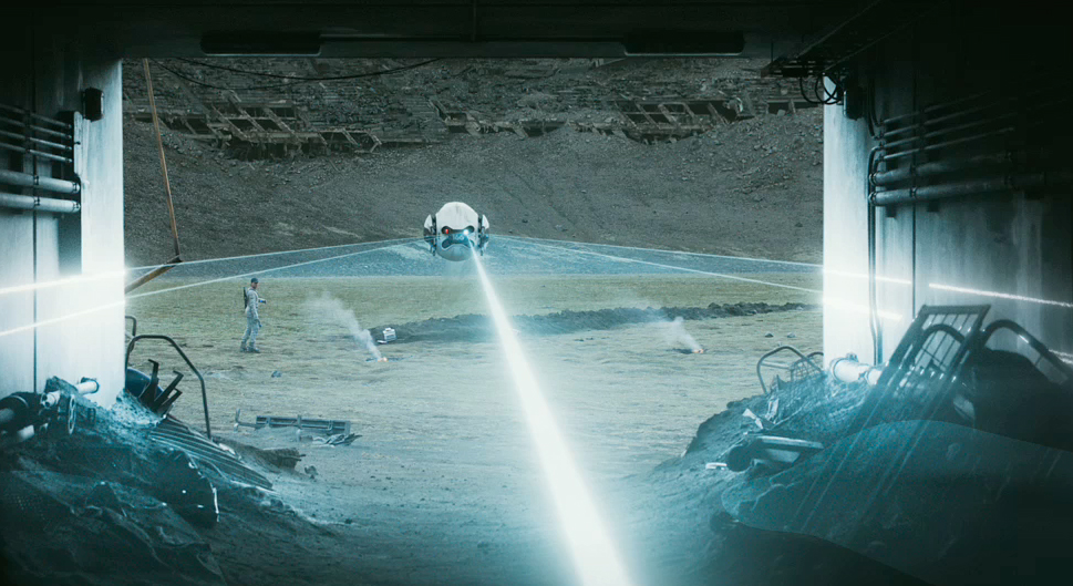a review of the film oblivion Film review – oblivion (2013) release date: 10th april 2013 / 19th april 2013 (uk/us) director: joseph kosinski starring: tom cruise, andrea riseborough, morgan.