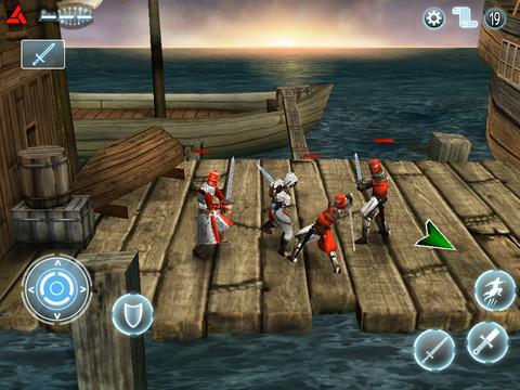 Скачать игру Assassins Creed для android (Ассасин Крид