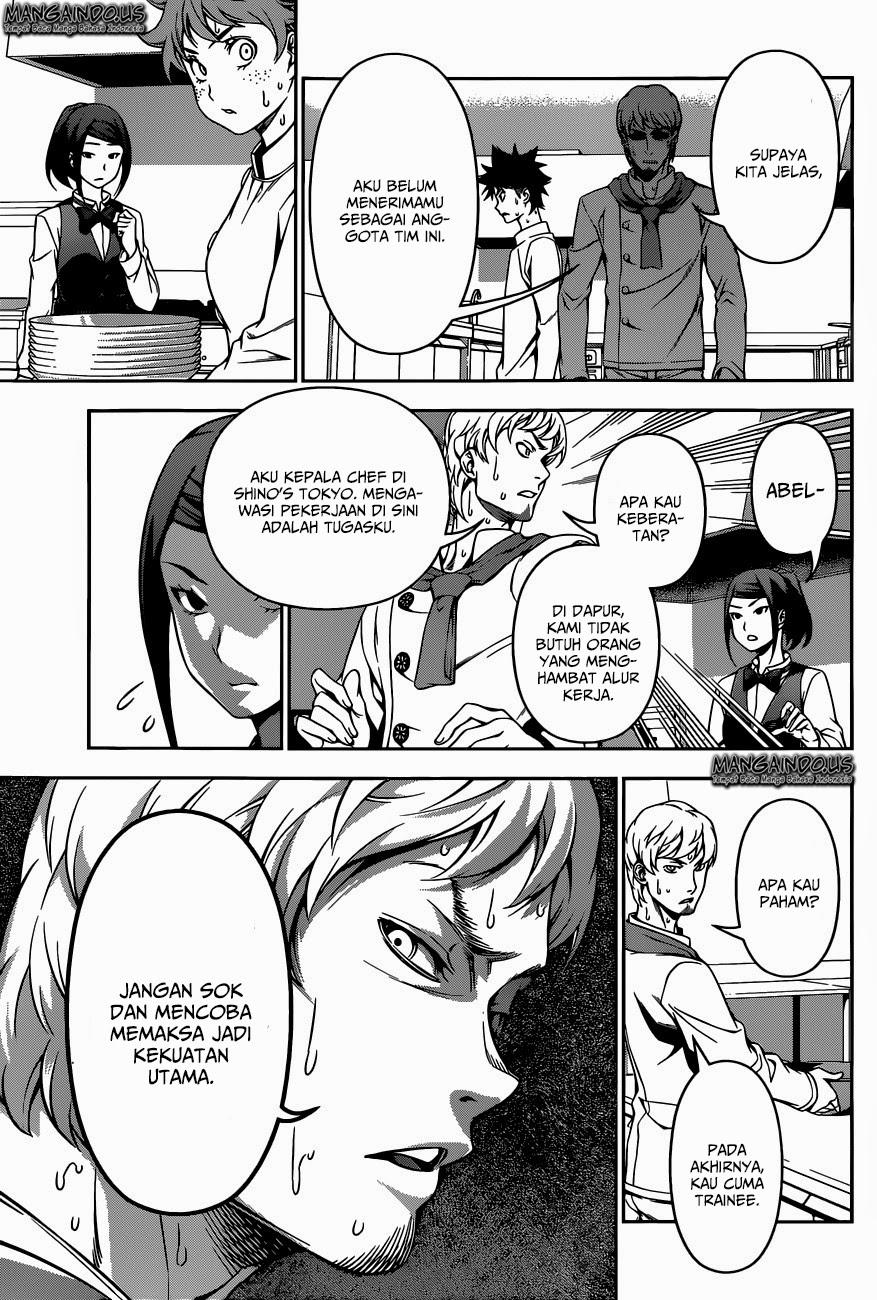 Shokugeki no Souma Chapter 111-16