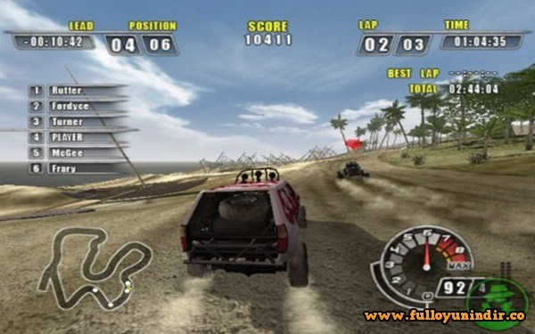 ATV Offroad All Terrain Vehicle PS2