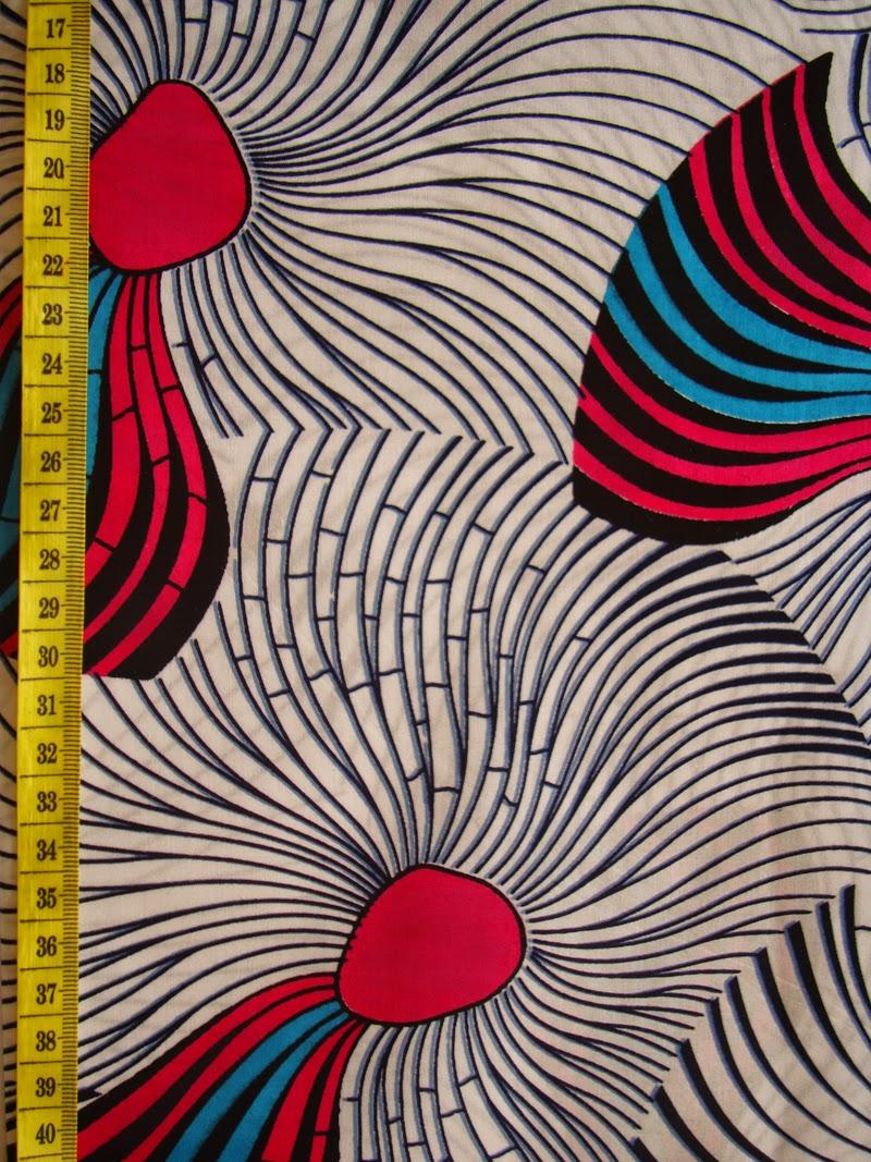 африканские ткани, доставка