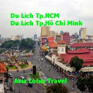 SAI GON CITY TOUR