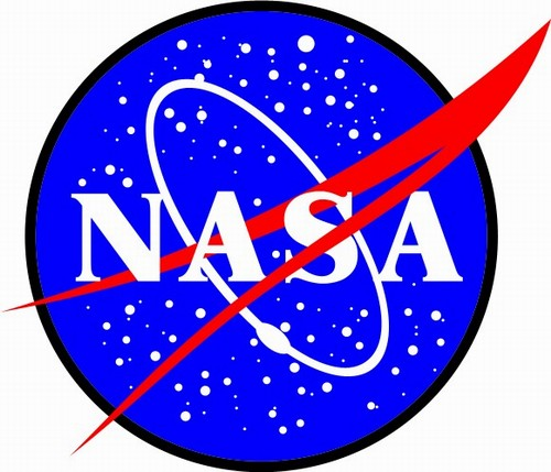 nasa emblem black and white - photo #30