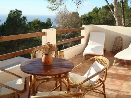 Fotos de terrazas terrazas y jardines ver foto terrazas for Modelos de casas con terrazas modernas
