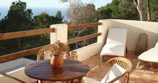 Fotos de terrazas terrazas y jardines ver foto terrazas casas de campo - Terrazas casa de campo ...