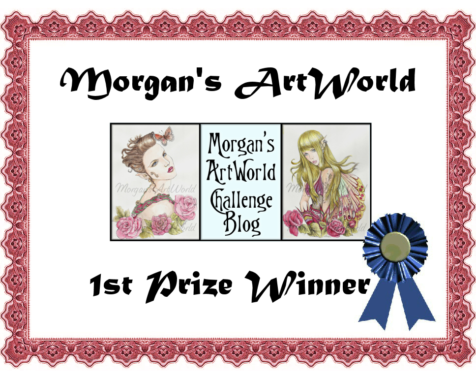 I'm a 1st Prize Challenge Winner!