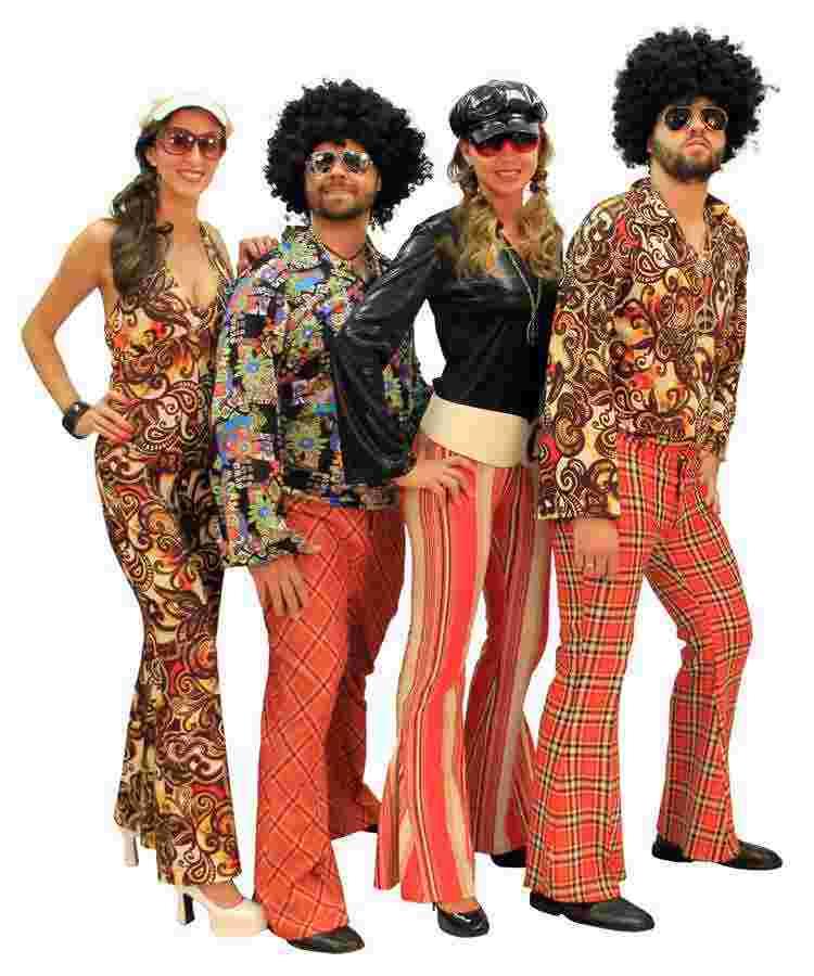 La moda de ayer y hoy la moda de los a os 70 - Moda hippie anos 70 ...