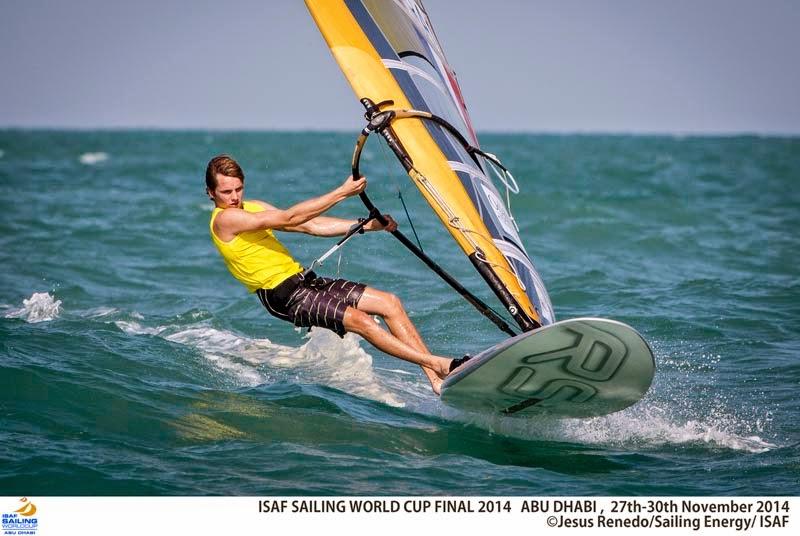 Louis Giard en RSX.