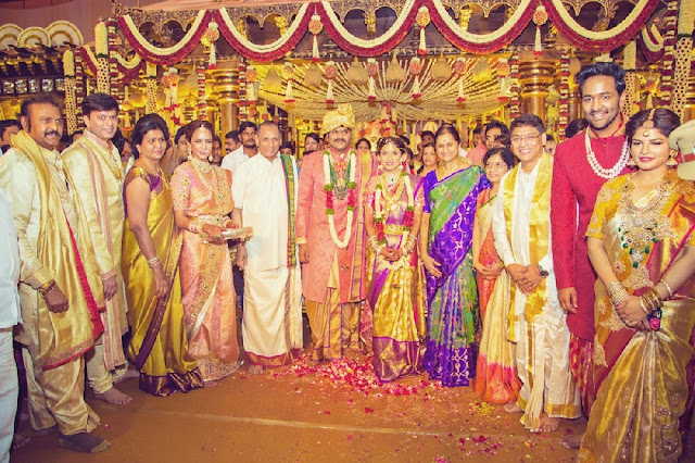 Manchu Manoj Wedding Photos | Event Gallery | Manchu Manoj Weds Pranitha Reddy