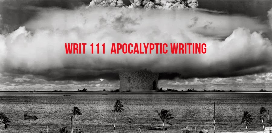 Apocalyptic Writing