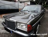 Dijual - Mercy Tigger tua, Agung Ngurah Car