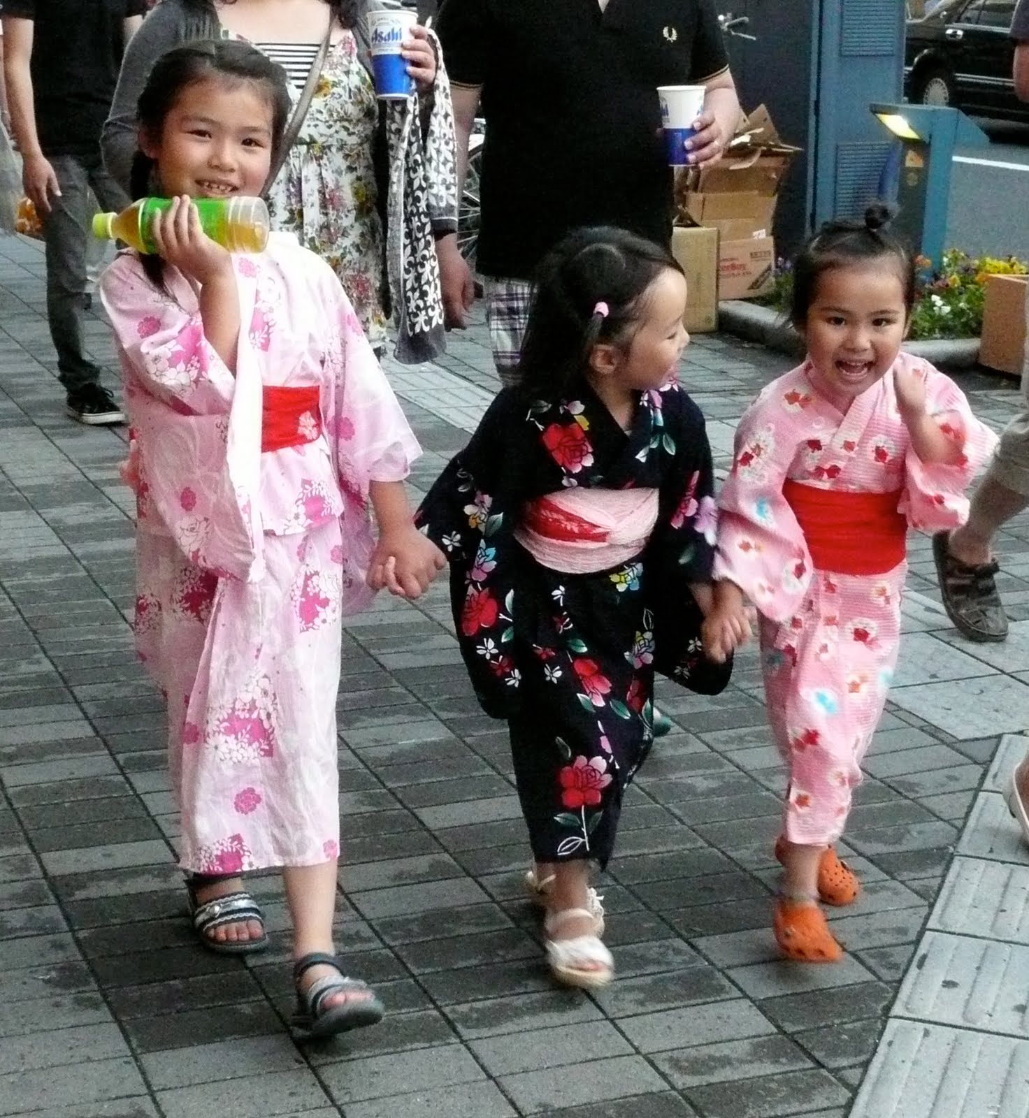Japanese kids strip galleries 76