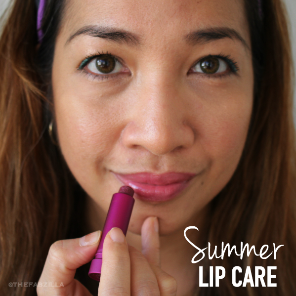 lip care tips for summer, lip care during summer, how to take care lips during summer, lip balm with spf, fresh sugar lip treatment review, murad soothing skin and lip care review