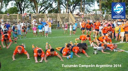 Tucumán es bicampeón argentino